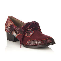 Micah in Bordeaux by Ruby Shoo