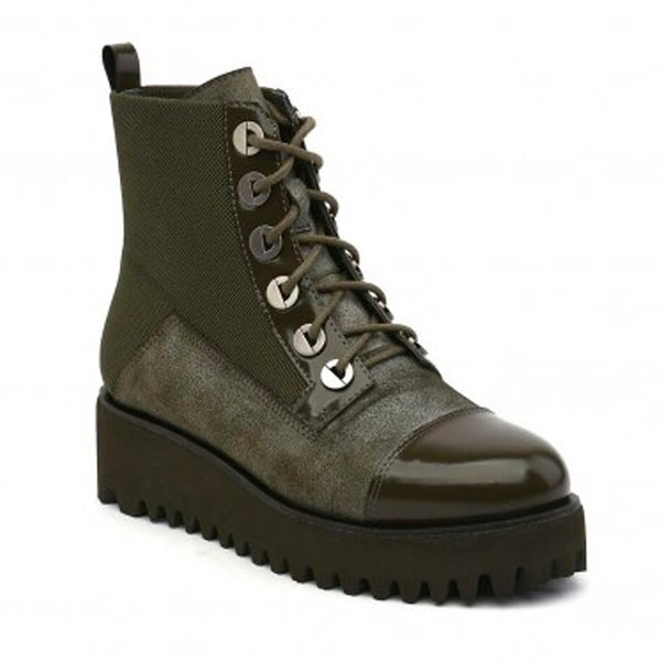 Snow Combat Boot by United Nude