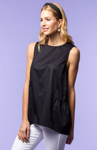 Carmen Sleeveless Top