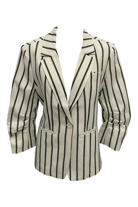 Cooper Striped Jacket