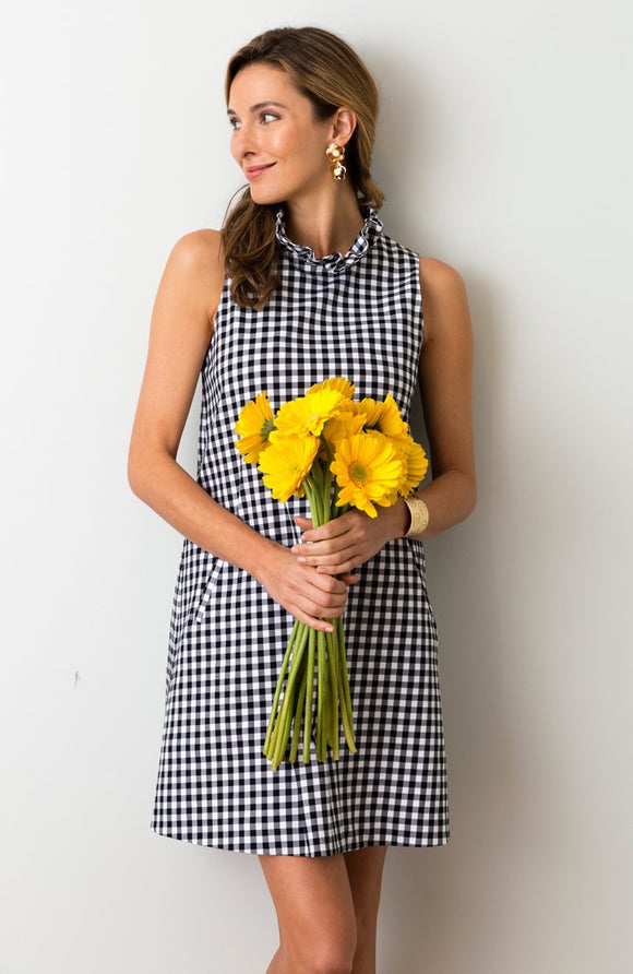 Gingham Stella Dress