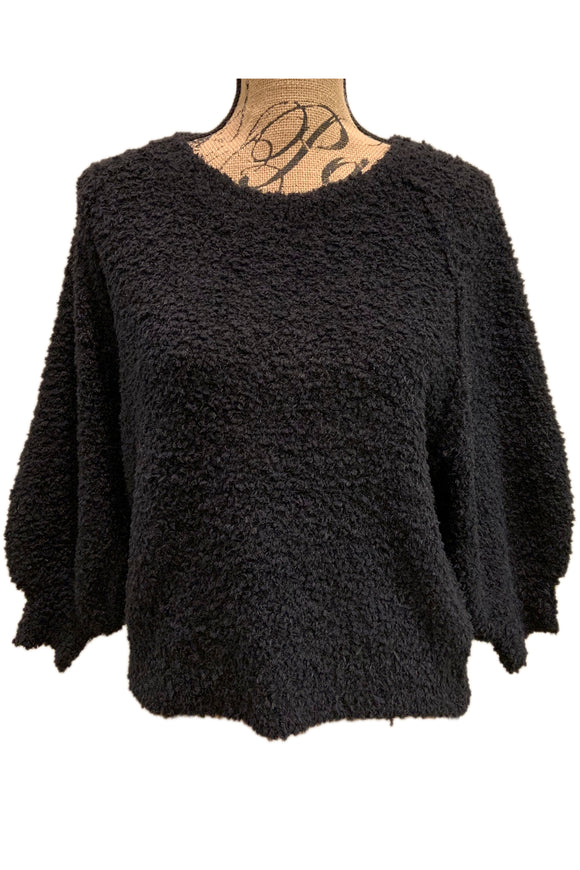 Popcorn Sweater TS9570 by Theo & Spence