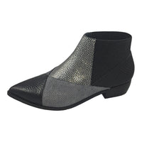 Zink Patch Lo in Silver Mix by United Nude