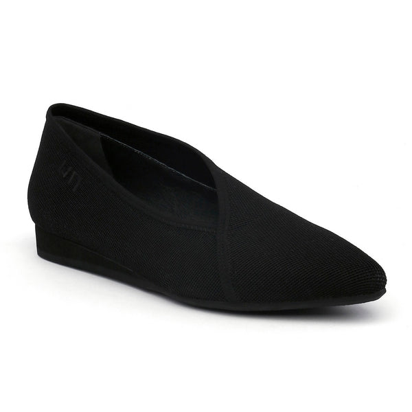Fold Lite Lo in Black by United Nude