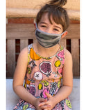 Kid's Coin Face Mask - Click for more colors