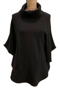 Cashmere Poncho by Pure Amici