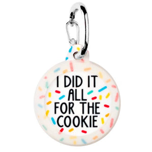 Cookie Dog Tag