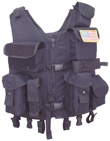 Level IIIA Ballistic Tac Vest w/Flotation