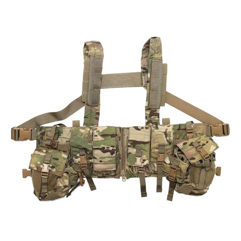 Load Bearing Chest Rig w/ Zipper