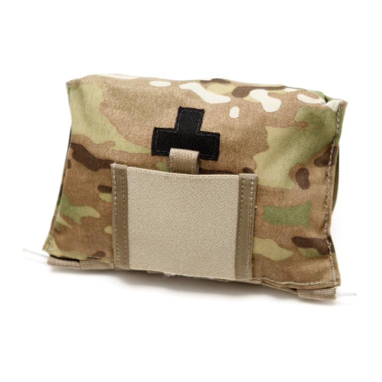 Blow Out Pouch W/ Med Kit