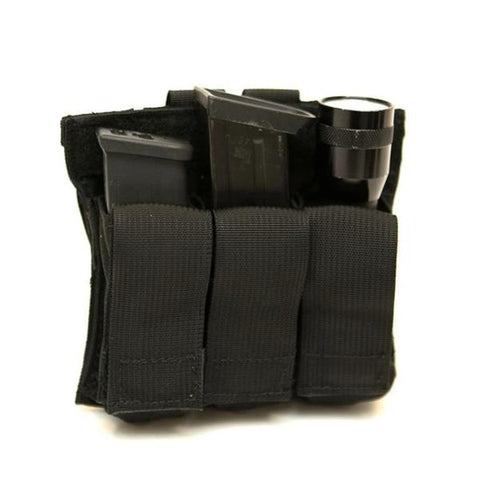 Triple .40 Mag Pouch w/ Kydex