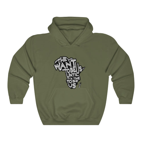They want to be US Heavy Blend™ Hoodie