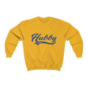 Hubby Since... Sweatshirt