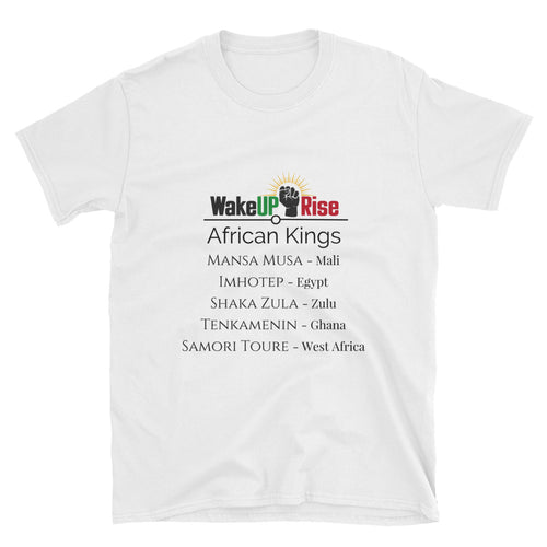 African Kings I Unisex T-Shirt