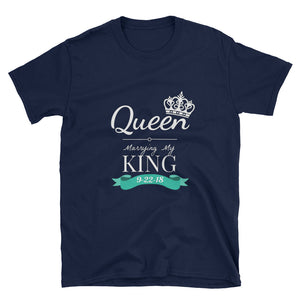 Custom Queen for TR Unisex T-Shirt