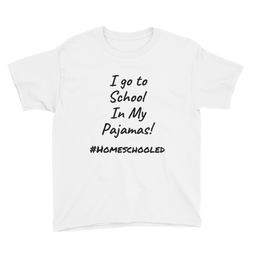 Homeschool I Youth T-Shirt
