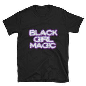 Black Girl Magic II Unisex T-Shirt