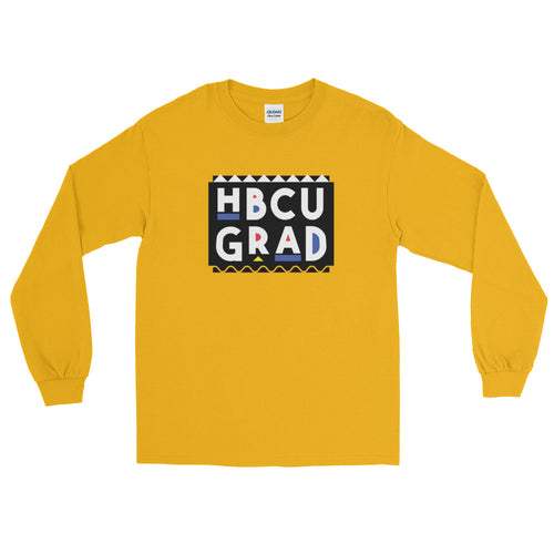 HBCU Grad Long Sleeve T-Shirt