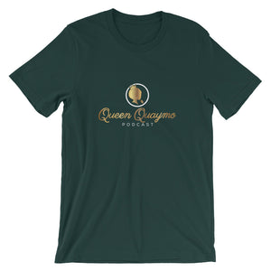 Queen Quaymo Podcast Short-Sleeve Unisex T-Shirt