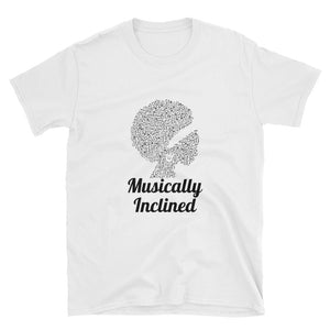 Musically Inclined Unisex T-Shirt