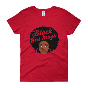 Black Girl Magic Women's t-shirt