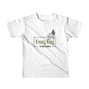 Young King II Youth t-shirt
