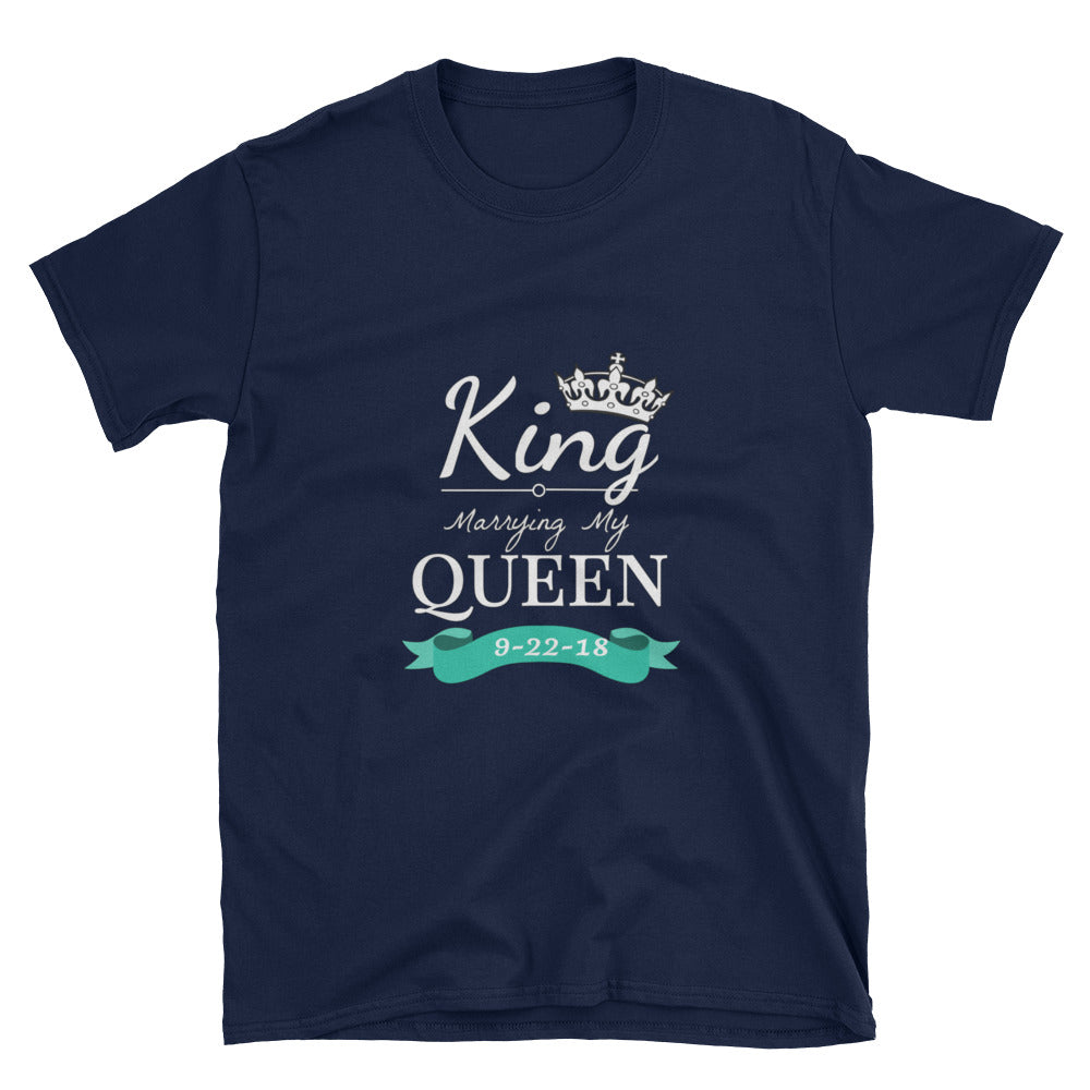 Custom King for TR Unisex T-Shirt