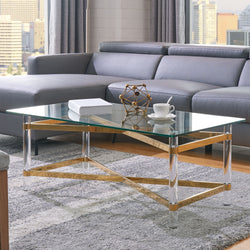Decorate Your Space With Accents & Glass Furniture