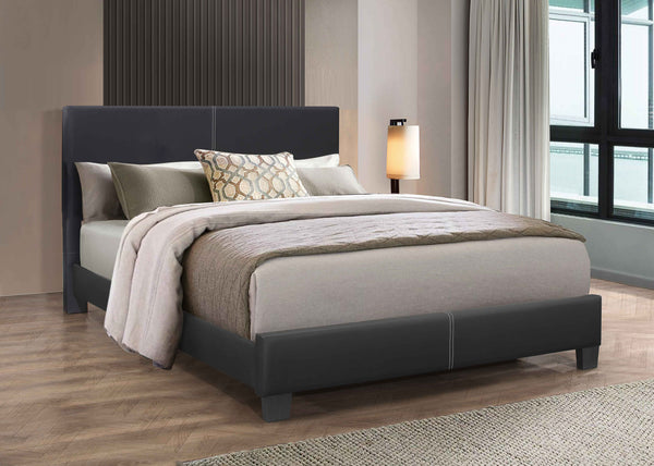 Queen Size Bed JBQB - Furniture Warehouse Brampton