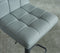 Fuse Air Lift Stool, set of 2, in Grey - sydneysfurniture