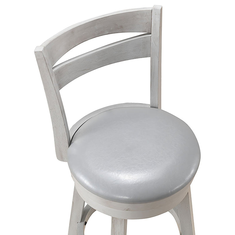 Harley 26'' Counter Stool, set of 2, in Grey - sydneysfurniture