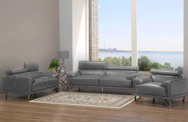 Modern Grey Sofa | Furniture Warehouse Brampton