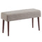 Pinto Bench in Beige Blend - sydneysfurniture