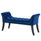 Vici Bench in Blue - sydneysfurniture
