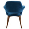 Mira Accent & Dining Chair in Blue - sydneysfurniture