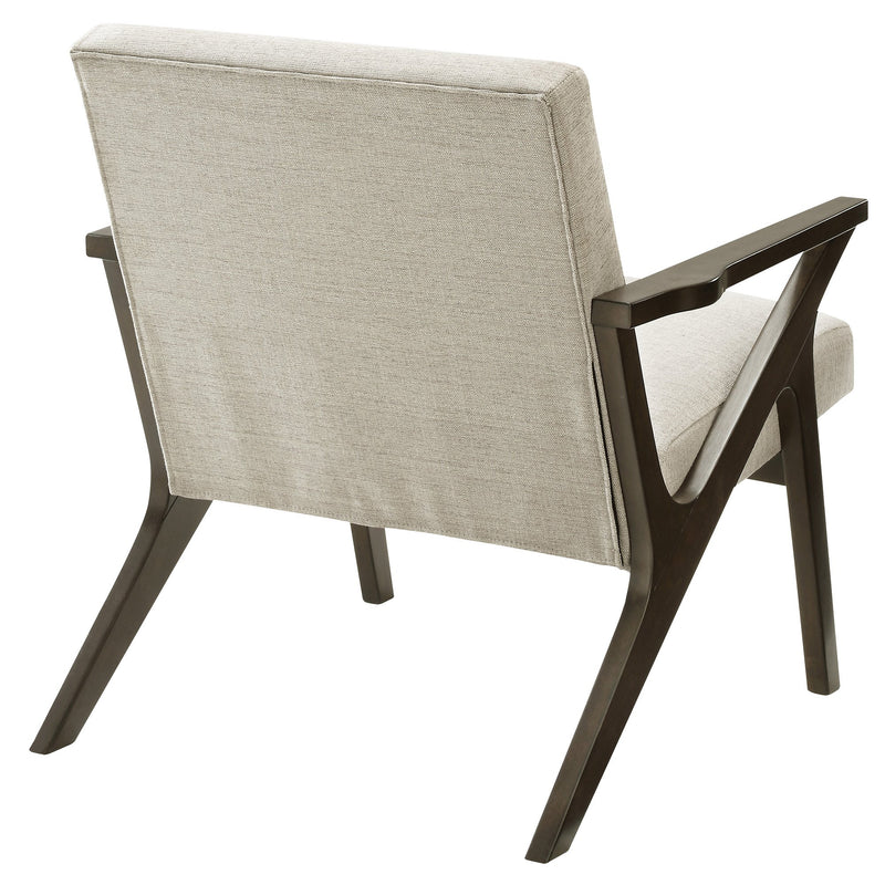 Basil Accent Chair in Beige - sydneysfurniture