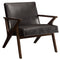 Basil Accent Chair in Brown - sydneysfurniture