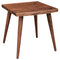 Accent Table in Walnut - Furniture Warehouse Brampton