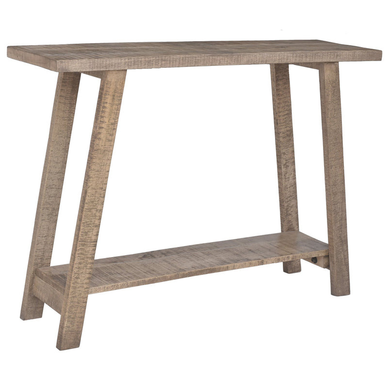 Lisa Console Table in Reclaimed - sydneysfurniture