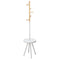 Mia Coat Rack in White - sydneysfurniture