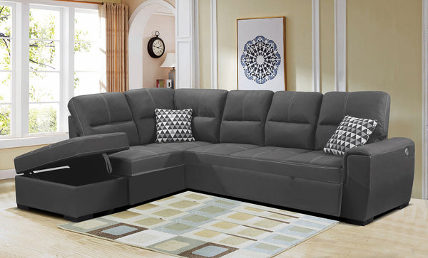 Sofa Bed Sleeper With Ottoman