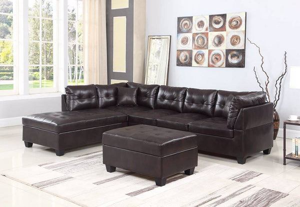 leather sectional sofa set - Furniture Warehouse Brampton