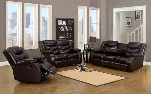 Recliner Sofa Set - Furniture Warehouse Brampton