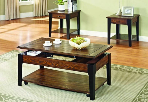 IF-2059 Coffee table set - Furniture Warehouse Brampton
