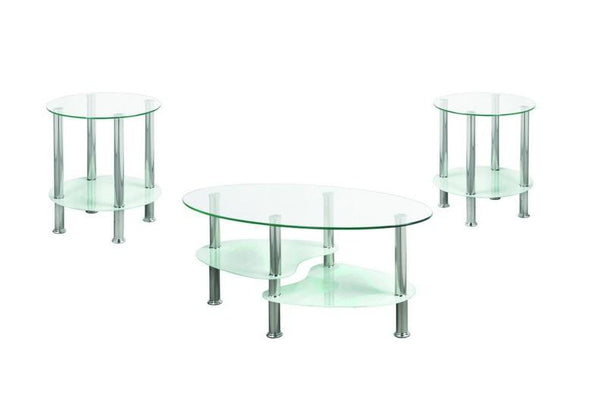 IF-2605 Coffee Table Collection - Furniture Warehouse Brampton