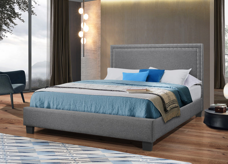 Upholstered Bed 5280 - Furniture Warehouse Brampton
