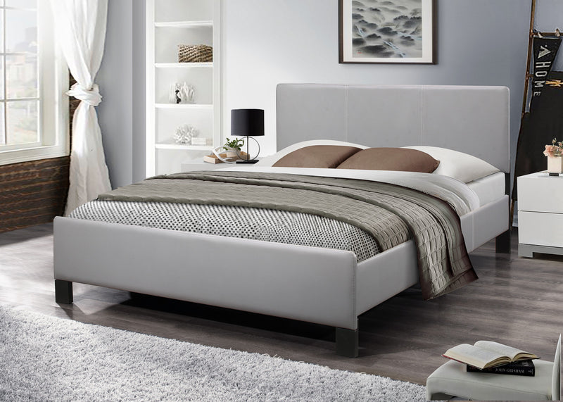 Grey Bed 5450 - Furniture Warehouse Brampton