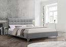 Upholstered Bed 5710 - Furniture Warehouse Brampton
