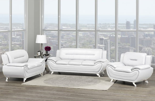 Speedy All White, Contemporary Design Set