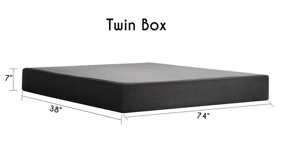 Twin Single size box spring - Furniture Warehouse Brampton